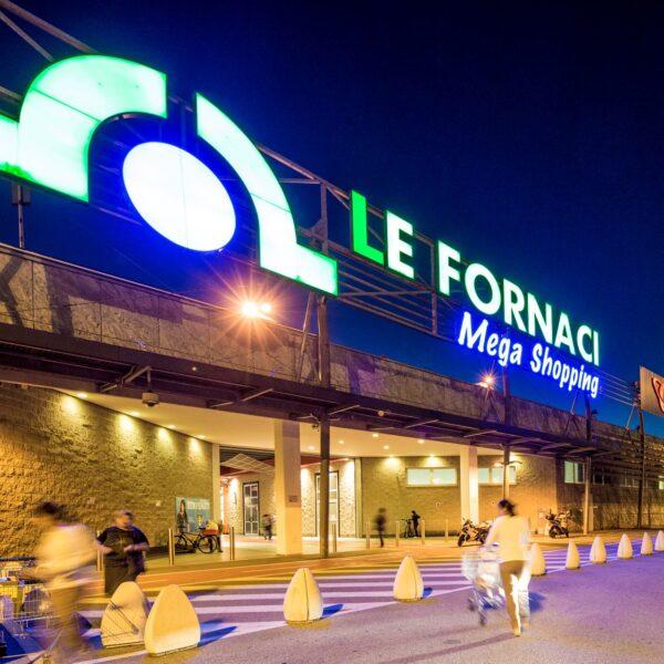 Le Fornaci Mega Shopping Center
