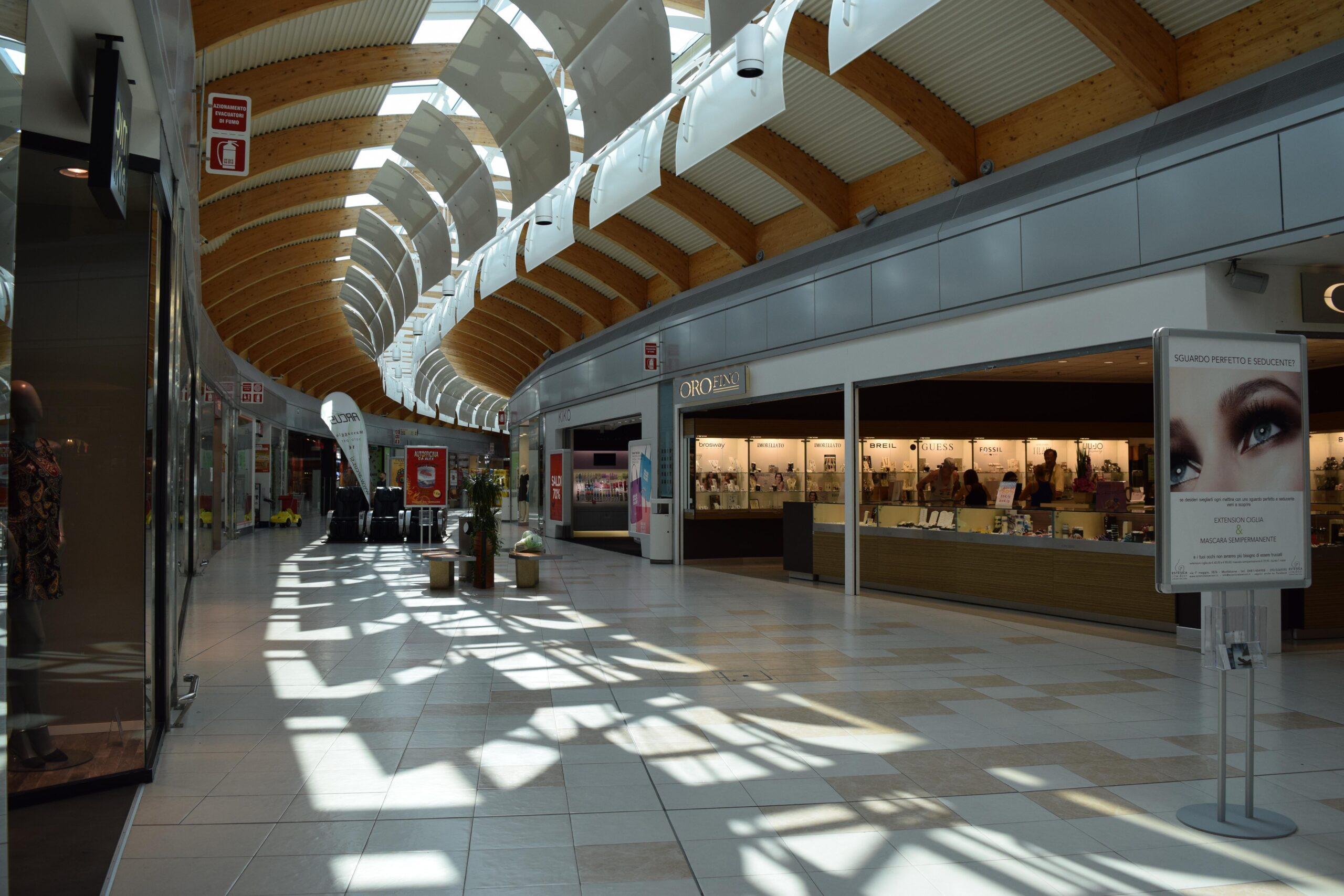 Gran Shopping Granfiume - Svicom S.R.L. | Real Estate Managers