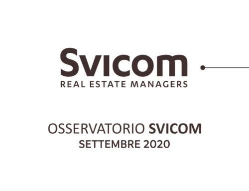 Osservatorio Svicom – Settembre 2020